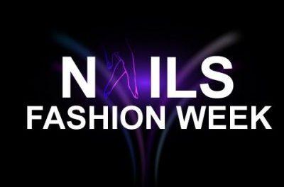 """Os bastidores dos """"dedinhos"""" que desfilam no Nails Fashion Week"""