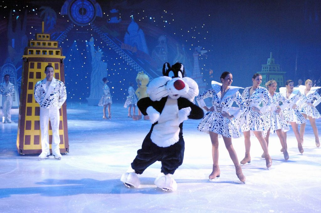 'Bugs Bunny' Kids on Ice