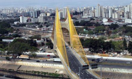 Atenção, vereador! Quer batizar uma ponte na Marginal Tietê?