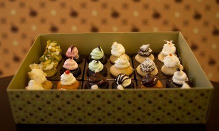 Loja de cupcakes em miniatura é inaugurada em Higienópolis