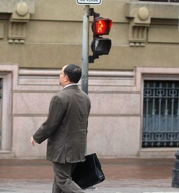 Pedestres: a Prefeitura também faz a parte dela?