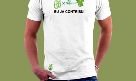 Camisetas feitas de garrafas PET: do lixo para o guarda-roupa
