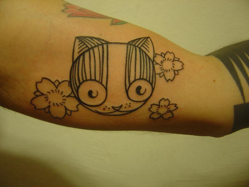 tatuagemgato