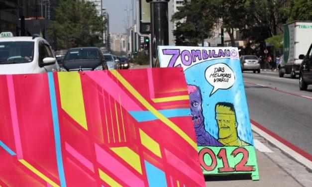 """""""Cavalete Parade"""" transformará candidatos em obras de arte"""