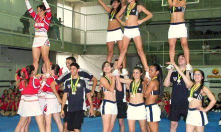 """Como e onde aprender os segredos de um """"cheerleader"""""""