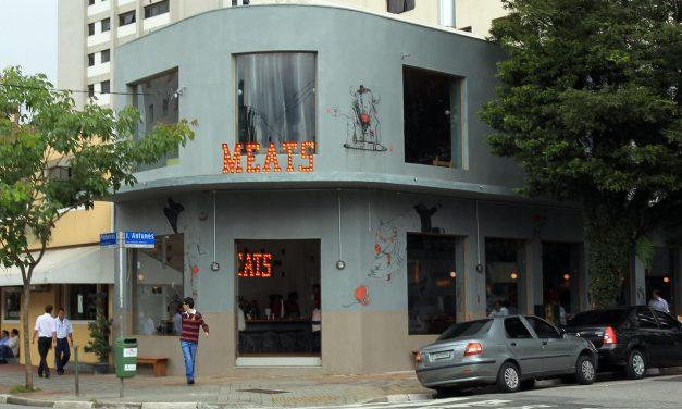 Duas hamburguerias com o mesmo nome e na mesma rua