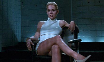 Meu encontro com Sharon Stone na Rua Direita