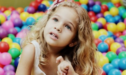 Um olhar jornalístico nas festinhas infantis