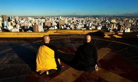 Meditação no alto do Edifício Copan