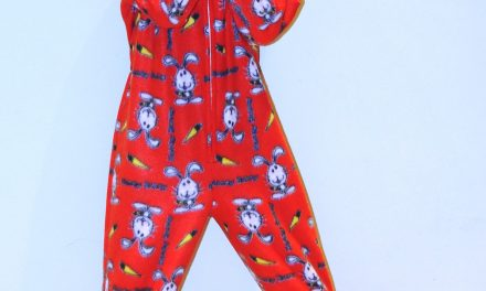 """Loja vende pijama """"coelhinho"""" há 35 anos"""