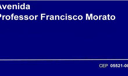 Traçando São Paulo – Avenida Professor Francisco Morato