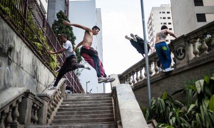 Onde fazer aula de parkour em São Paulo
