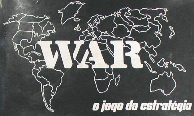 A história do WAR – o primeiro jogo de estratégia do Brasil é paulistano