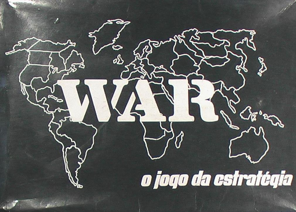 jogo war 1972
