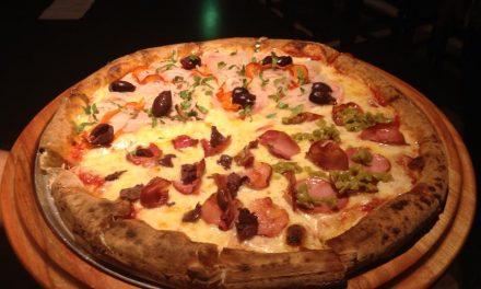 Pizzaria mezzo italiana e mezzo lusitana
