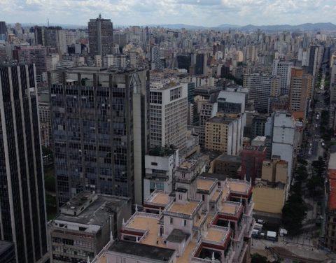 O jogo dos 7 erros na visita ao mirante do prédio do Banespa-Santander