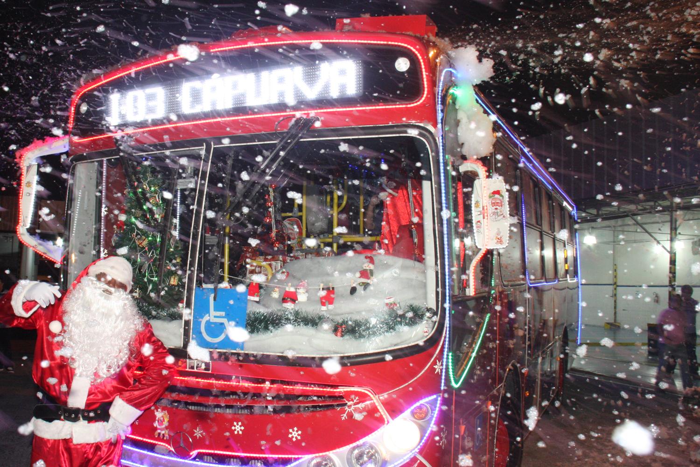 bus noel