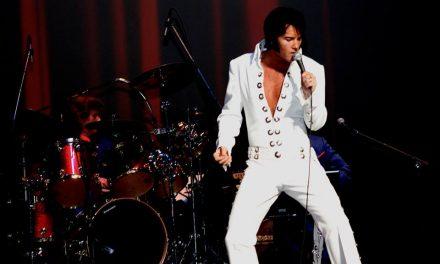 Teatro Gazeta recebe tributo a Elvis Presley