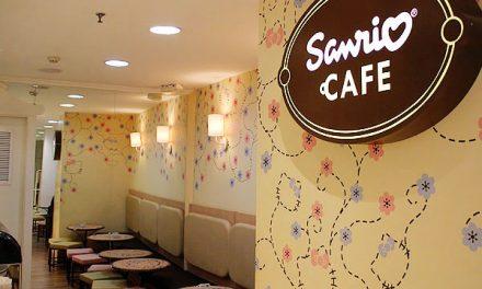 Café da Hello Kitty fecha as portas no Shopping Bourbon