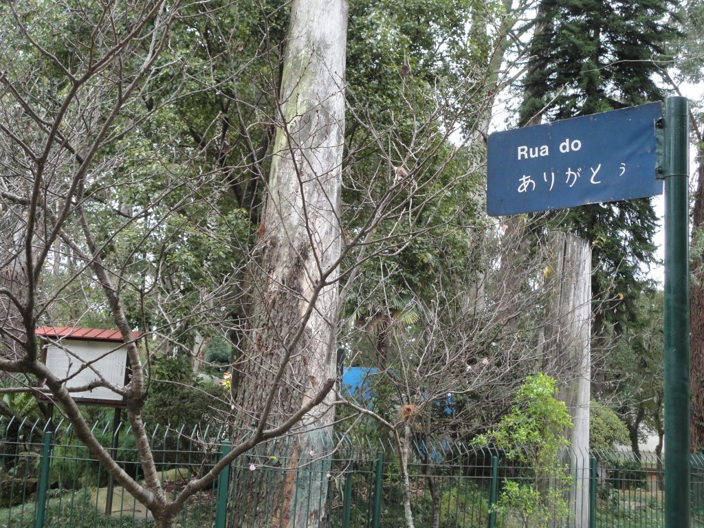 cRua em Japones