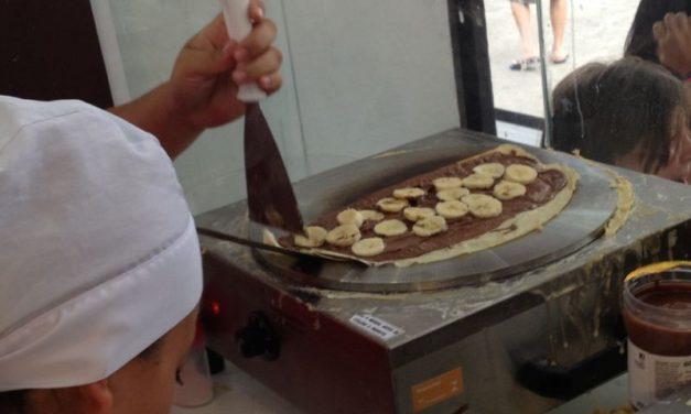 Fila de até 1 hora marca inauguração da loja da Nutella na Avenida Paulista