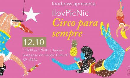 Centro Cultural prepara piquenique para 200 pessoas no Dia das Crianças