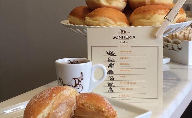 Sonheria: confeitaria Dulca cria segunda marca para vender sonhos mais joviais