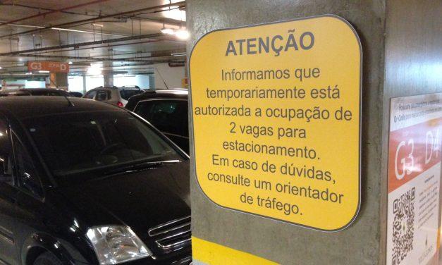Shopping Villa Lobos aumenta número de vagas, mas elas podem cair pela metade