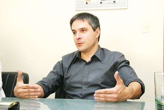 """Alexandre Modonezi (foto) nega envolvimento com Russomanno: """"Somos conhecidos, não houve indicação"""""""