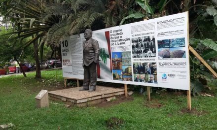 Ex-primeiro ministro libanês já tinha estátua. Agora ganha também um memorial