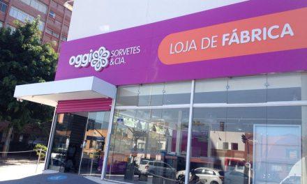 Oggi Sorvetes espera um dia de sol para abrir sua primeira loja de fábrica