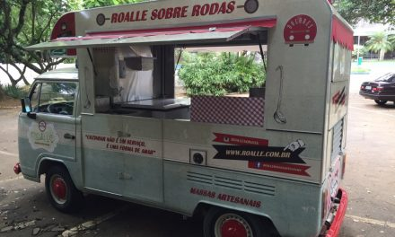 As empresas que lucram fazendo food-trucks