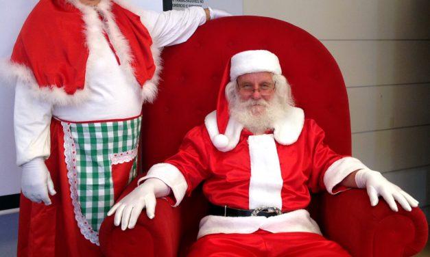 Em época de renas magras, curso de Papai Noel atrai poucos candidatos