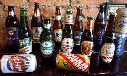 Bar na Vila Mariana tem uma extensa carta só com cervejas sem álcool