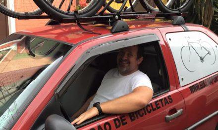 Aluguel de bicicleta com mordomia: empresa leva e retira na casa do cliente
