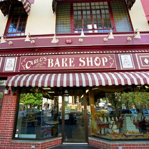 Fachada de uma das Carlo's Bakery dos Estados Unidos (Foto: Divulgação)