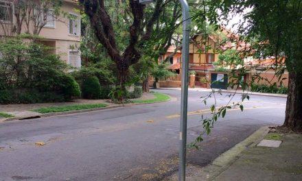 Ruazinha no bairro do Sumaré tem os 250 metros mais vigiados de São Paulo