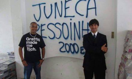Por onde andam Juneca e Pessoinha, os primeiros pichadores de São Paulo
