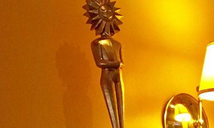 "Restaurantes guardam o ""Kikito"", símbolo do Festival de Cinema de Gramado"