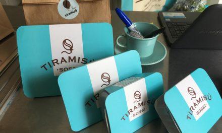 A receita original do tiramisù ganha endereço na Vila Mariana
