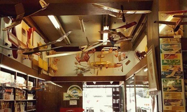 Casa Aero Brás, referência em plastimodelismo e aeromodelismo, fecha as portas